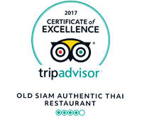 award-certificate-of-excellence-old-siam-thavornpalmbeachresort-tripadvisor-2017